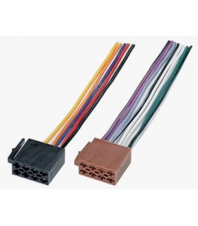 04UV01 -CONECTOR ISO ALIMENTAÇÃO + COLUNAS - 04UV01
