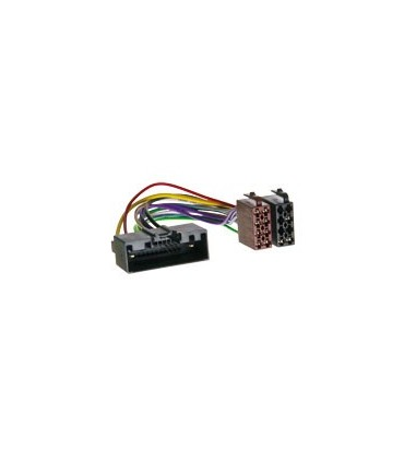 04FD07 - 04FD07  - Ficha Adaptadora Ford >ISO-04FD07