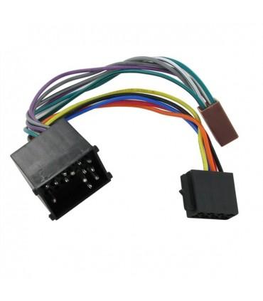 04BM01  -Ficha adap. Bmw pinos redondos >iso - 04BM01