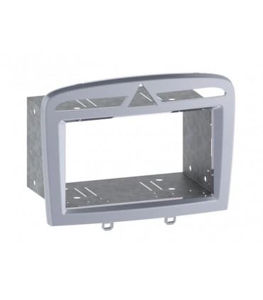 02PG04  - Frente adap. 2 Din Peugeot 308/308CC/RCZ - 02PG04