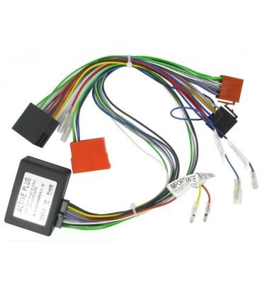 04AU07  - Adap. sistema activo Audi ISO  Bose system