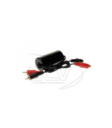 FILTRO RCA ISOLADOR MASSA - 2222HL60-1