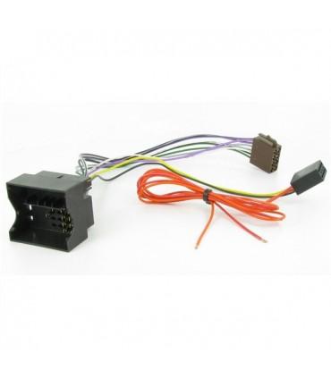 04VW01  -FICHA ADAP FAKRA>ISO VW/AUDI/SEAT/SKODA - 04VW01