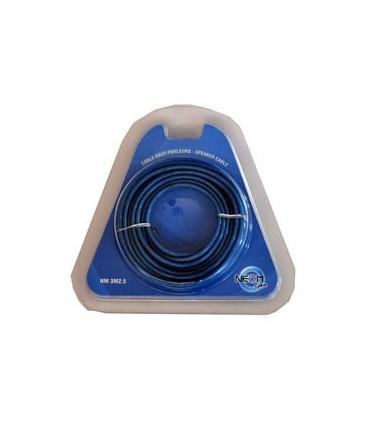 CABO 2X2.5MM CUMPRIMENTO 3 METROS - 0202NM3M2.5