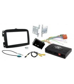 KITFT01  -Kit Instalação Radio Fiat 500L 2012> - KITFT01