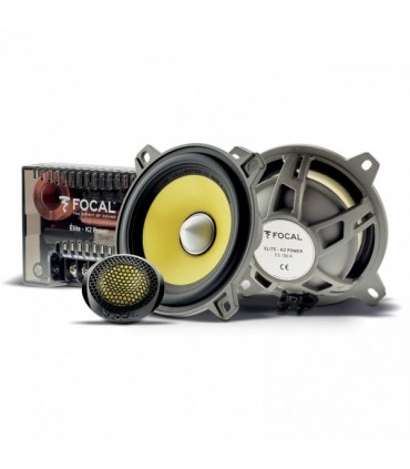 ES100K  -Kit duas vias separadas K2 Power 100mm - 1818ES100K