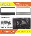 01FD01 - FRENTE ADAP.AUTO RADIO FORD