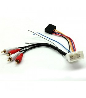 04TY03  -Ficha adapt. Toyota/Lexus sistemas activos - 04TY03