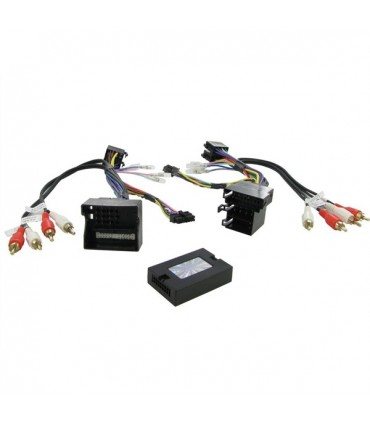 07IVAU00C -Interface Comandos Volante Audi Can  Fakra/ISO - 07IVAU00C
