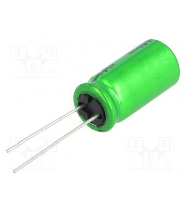 Condensador Bipolar 100uF 50V - C100MF50V