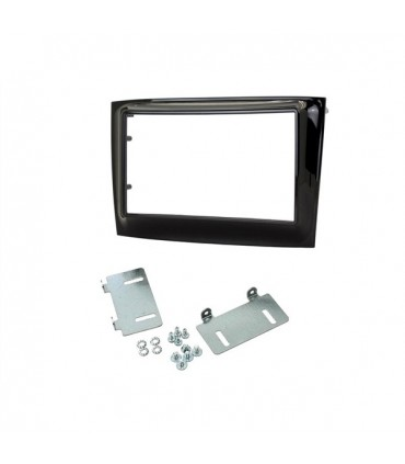 02FT24  -FRENTE ADAPTADORA 2DIN AUTO-RADIO FIAT - 02FT24