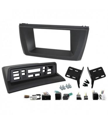 02BM15 - FRENTE ADAP. RADIO 2 DIN BMW X3 - 02BM15