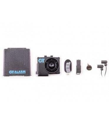 GT909  Alarme Sirene Autoalimentada Via Rádio - 0405GT909