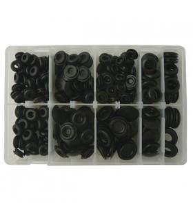 Caixa de passa-cabos e tampos 240 peças - CPCT240