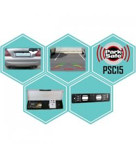 PSC15 - CAMARA COM SUPORTE MATRICULA - PSC15