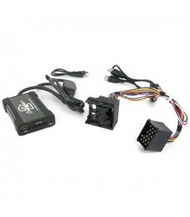 07USBBM07 - Interface USB BMW pinos redondos - 07USBBM07