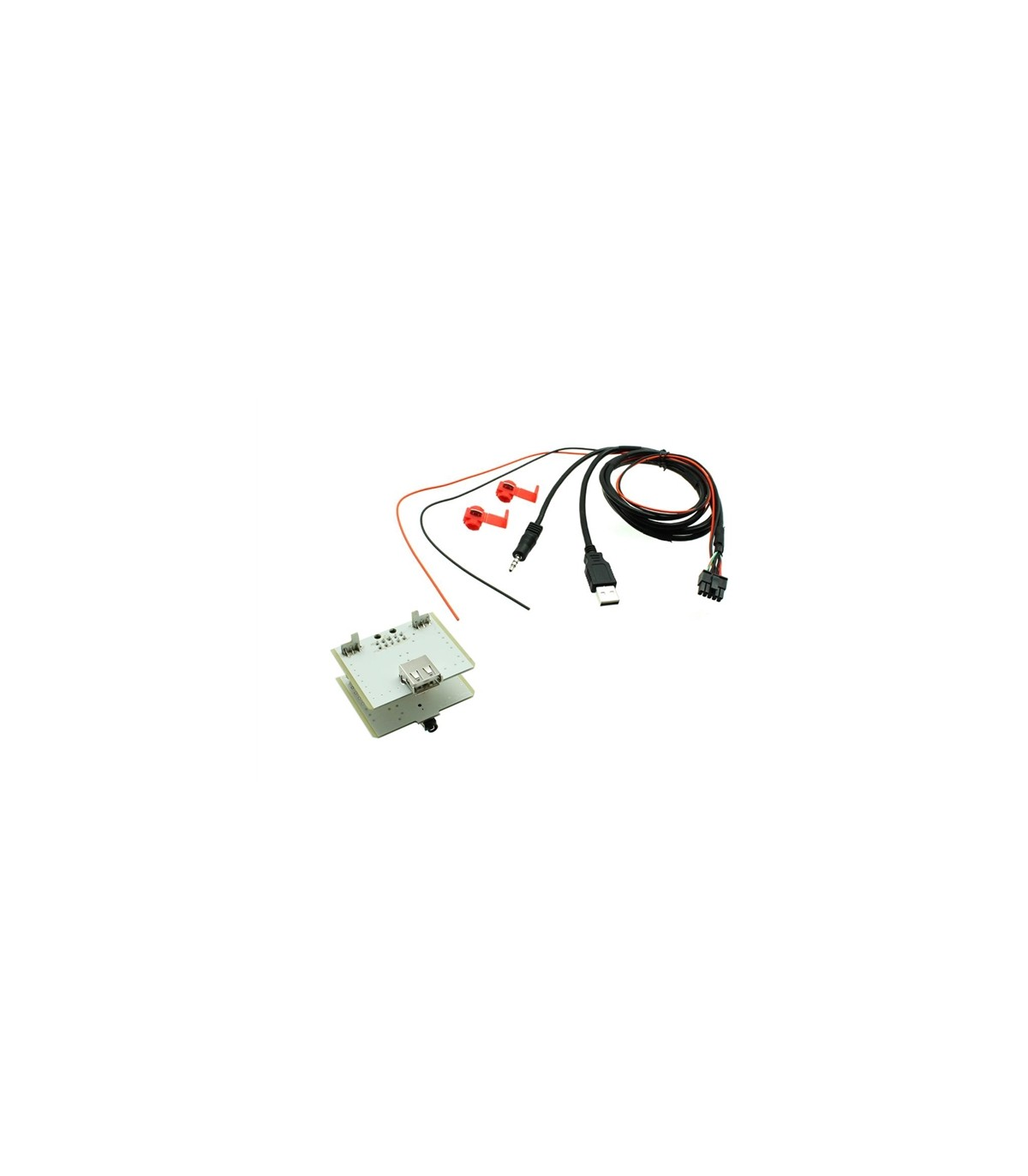 07RTUSBFIAT Cabo Retenção USB Fiat Acessórios Retenção
