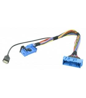 07RTUSBFIAT01  -Cabo Retenção USB Fiat - 07RTUSBFIAT01
