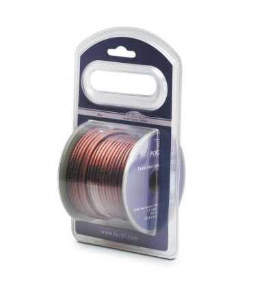ROLO CABO COLUNA FOCAL ELITE 12MTS X 2.5mm