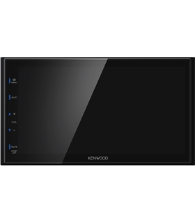 KENWOOD 2 DIN 6.8 WVGA USB  Bluetooth - DMX120BT