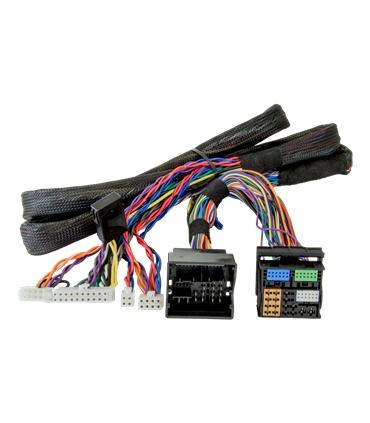 Conector Match PP86DSP específico VAG de 6 Canais 1 mts - PPVAG1.6