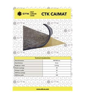 CTK CAIMAT 20 Unidades - CTKCAIMAT