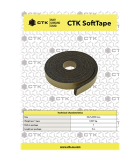 CTK SOFT TAPE - CTKSOFTTAPE