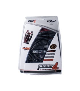 Kit cabos amplificador OFC - 800220