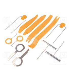 05UV02  - kit Trim Removal Tool 4 Peças - 05UV02