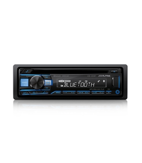 CDE-203BT   Radio CD Bluetooth  USB - CDE203BT