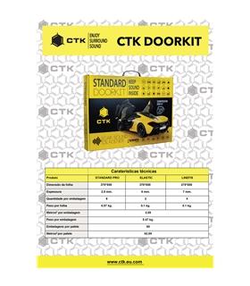 CTK STANDARD DOORKIT #6 - CTKDOORKIT
