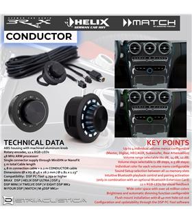 Helix Conductor Remote Control #5 - CONDUCTOR