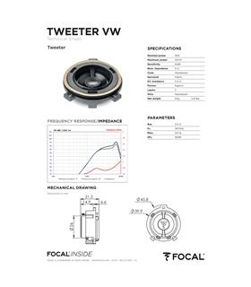 Focal IS VW 165 #5 - 1818ISVW165