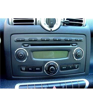 01SM05 - FRENTE ADAP. RADIO SMART - 01SM05