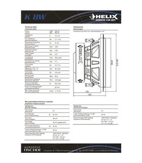 HELIX K 8W #2 - K8W
