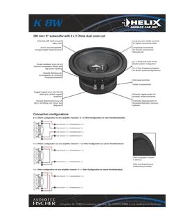 HELIX K 8W #3 - K8W