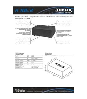 HELIX K 10E.2 - K10E.2