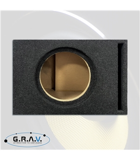 "BOX1035BR  - Caixa  P/Sub bass reflex  10"" 35 Litros - BOX1035BR"