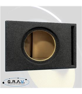 "BOX1035BR  - Caixa  P/Sub bass reflex  10"" 35 Litros #3 - BOX1035BR"