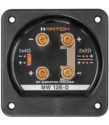 MATCH MW 12E-D - MW12ED