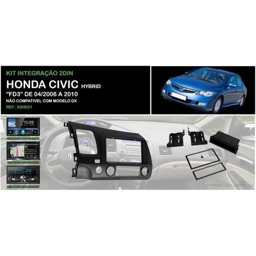 Kit integração Honda Civic