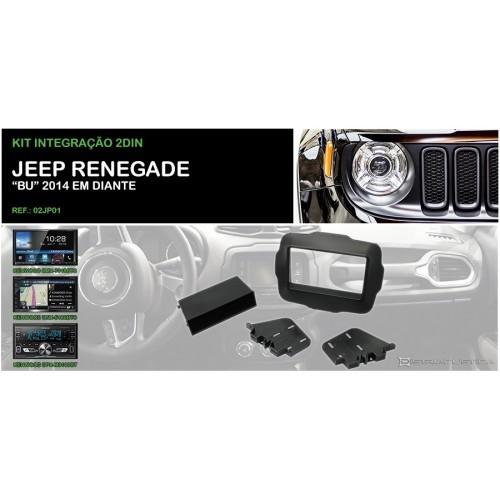 Jeep Renegade 2din 1din