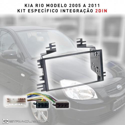 Auto rádio Kia Rio