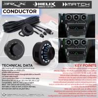 Conductor controlo remoto  Audiotec Fischer