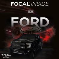 Focal Inside Ford sistema de som