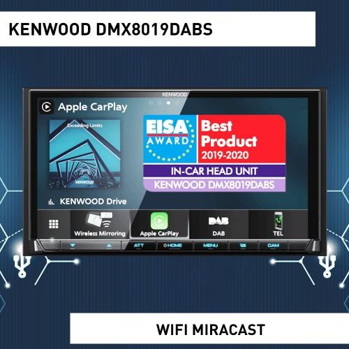 Kenwood DMX8019DABS