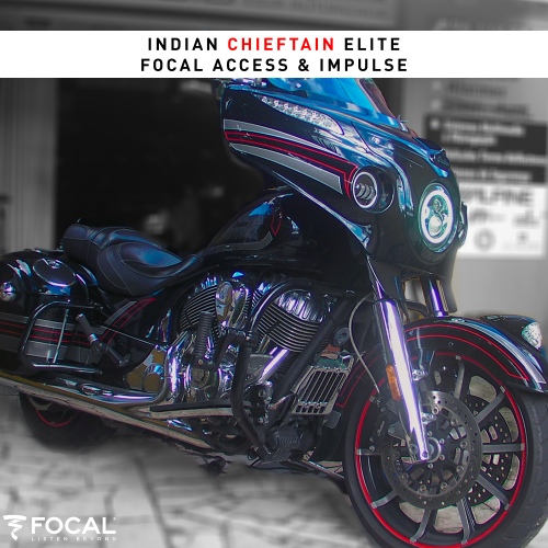 Indian Chieftain colunas