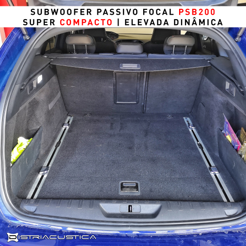 Subwoofer compacto