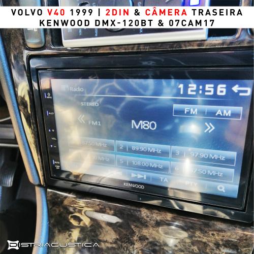 Volvo V40 2din