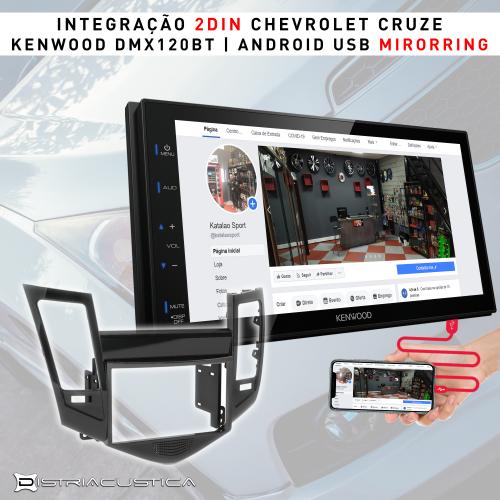 Chevrolet Cruze 2din